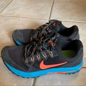 used NIKE ZOOM WILDHORSE